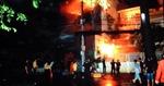 Cháy lớn tại quán bar trung tâm TP Hồ Chí Minh