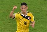 James Rodríguez thăng hoa, Colombia lần đầu lọt vào tứ kết