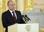 Nga sẽ không 'khoanh tay đứng nhìn'