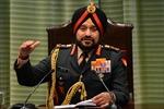 Tư lệnh Lục quân Ấn Độ sắp thăm Trung Quốc
