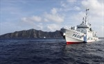 Nhật Bản tố tàu Trung Quốc vào vùng biển tranh chấp