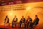 Việt Nam dự hội thảo tăng trưởng ổn định, bền vững khu vực