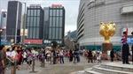 Hong Kong đạt nhiều thành tựu lớn sau khi trở về Trung Quốc