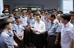 Chủ tịch nước thăm Cảnh sát biển, Kiểm ngư Việt Nam