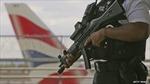 Anh thắt chặt an ninh sân bay trước cảnh báo khủng bố