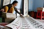 Chi gần 60 tỷ đồng gìn giữ và phát triển tranh Đông Hồ