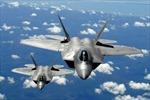 Mỹ điều chiến đấu cơ tàng hình F-22 Raptor đến Đông Nam Á
