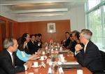 Bộ trưởng Bộ Công an thăm Cộng hòa Liên bang Đức