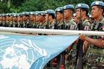 LHQ tăng lương cho lính gìn giữ hòa bình