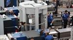 Sân bay Mỹ được lệnh kiểm tra kỹ lưỡng từng hành khách