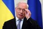 Ukraine truy nã cựu Thủ tướng Azarov