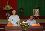 Bình Thuận cần phát huy tốt hơn tiềm năng, lợi thế để phát triển