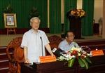 Bình Thuận cần phát triển mạnh kinh tế biển