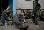 Ukraine: Phần lớn quân ly khai đã chạy khỏi Slavyansk