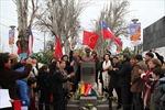 Chile tôn vinh Chủ tịch Hồ Chí Minh