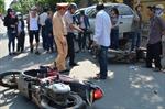 Tai nạn giao thông nghiêm trọng, hai người tử vong tại chỗ
