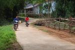 Làng Gạo (Lào Cai) xây dựng nông thôn mới