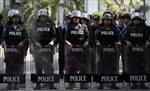 Thái Lan ưu tiên khôi phục trật tự ở miền nam