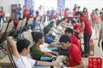Thành phố mới Bình Dương chào đón Hành trình đỏ 2014