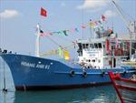 Ngư dân tin tưởng hiệu quả chương trình hỗ trợ đóng tàu vỏ sắt