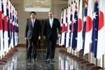 """Nhật Bản hướng tới """"quan hệ đặc biệt mới"""" với Australia"""