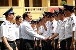Động viên lực lượng Cảnh sát biển và Kiểm ngư