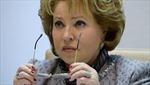 'Cô lập Nga trong thế giới hiện đại là nhiệm vụ bất khả thi'