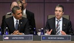 Mỹ, NATO thảo luận về Ukraine và Afghanistan