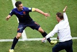 Trận Hà Lan-Argentina phụ thuộc vào may mắn