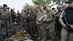 Tổng thống Ukraine cam kết kiềm chế hành động quân sự