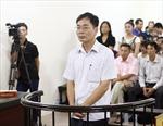 Nguyên Trưởng Chi cục Thi hành án lĩnh 30 tháng tù treo