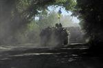 Nga đóng 3 cửa khẩu biên giới giáp Ukraine