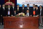 Ký thỏa thuận hợp tác dự án nhà máy nhiệt điện 2,26 tỷ USD