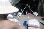 Độc đáo công trình nước sinh hoạt trong hang núi ở Lạng Sơn