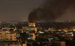 Thêm nhiều người thiệt mạng do Israel không kích tại Gaza
