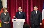Ảnh hưởng quốc tế của Pháp đang 'tụt dốc'