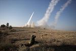 Nhóm thánh chiến Ai Cập bắn rốckét sang Israel
