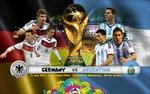 Những 'điểm nóng' quyết định cuộc chiến Argentina-Đức