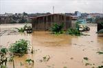 Mưa to, lũ lớn gây thiệt hại tại Lào Cai