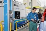 Nhật Bản xây trạm tiếp nhiên liệu hydro đầu tiên