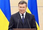 Cựu Tổng thống Ukraine Yanukovych kiện EU