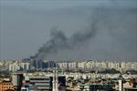 Trụ sở Bộ Quốc phòng Libya bị tấn công