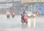 Hà Nội mưa dông, đề phòng gió giật