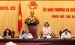 Bế mạc phiên họp thứ 29 Ủy ban Thường vụ Quốc hội
