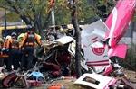Rơi trực thăng cứu hộ phà Sewol, cả 5 người tử nạn