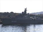 Bộ Tư lệnh Vùng II Hải quân tiếp nhận 2 tàu hiện đại