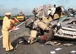 Hỗ trợ các nạn nhân vụ tai nạn trên cao tốc TP.HCM-Trung Lương