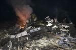 Cập nhật thiệt hại, danh sách quốc tịch các nạn nhân vụ MH17