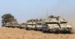 Israel sẵn sàng mở rộng chiến dịch trên bộ tại Gaza