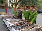 Hoà Bình tăng cường quản lý vũ khí, vật liệu nổ